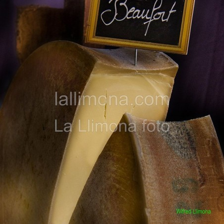 Queso beaufort. Referencia: F00343.