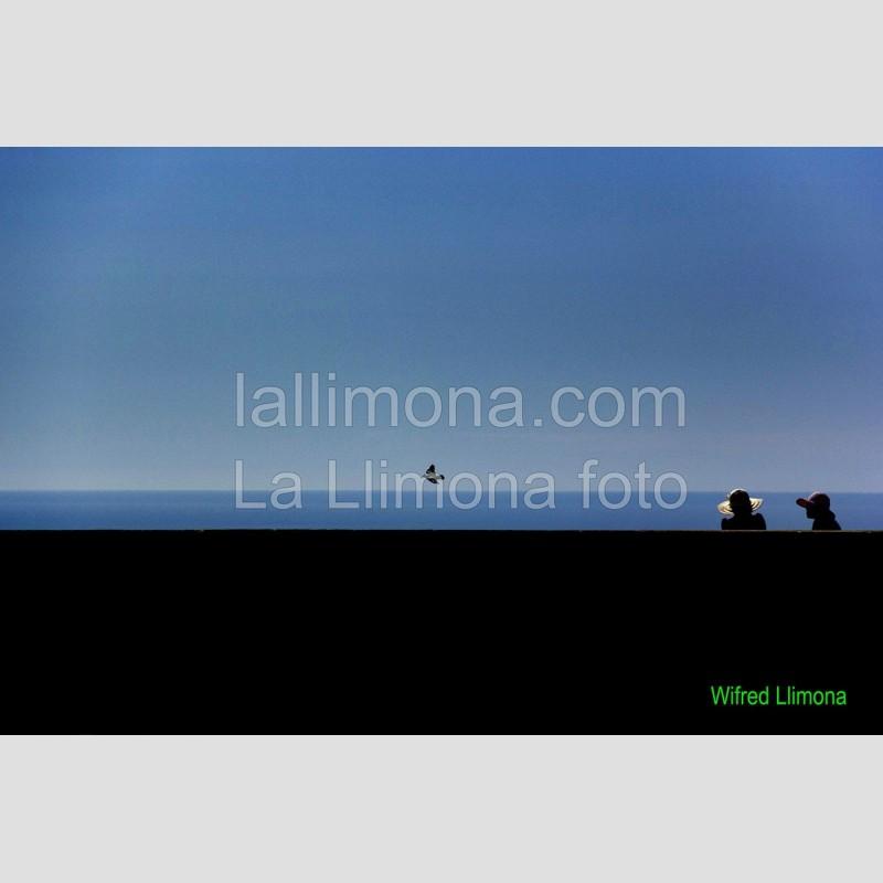 Charlando F00352 Wifred Llimona - Fotografías artísticas