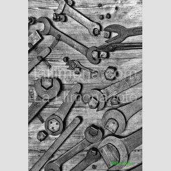 Herramientas F00359 Wifred Llimona · Fotografías artísticas