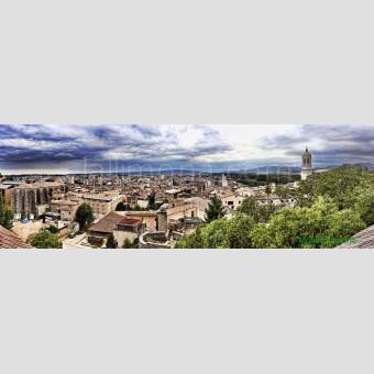 Girona panoramica F00156-2 Wifred Llimona · Fotografías artísticas