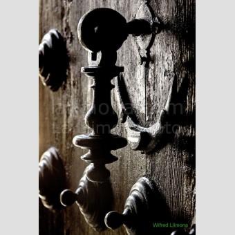 Picaporte puertas hierro F00214-2 Wifred Llimona · Fotografías artísticas