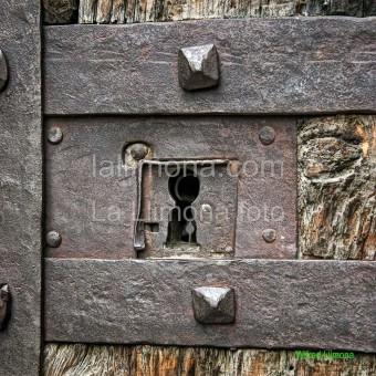 Cerradura hierro F00227-2 Wifred Llimona · Fotografías artísticas