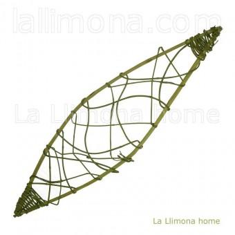 Estructura vine ellipse verde