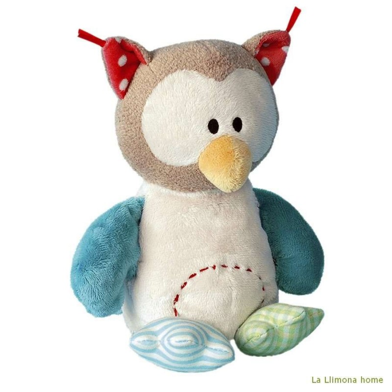 Nici peluches y complementos. Nici softtoy búho peluche 25