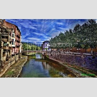 Ripoll F00300 Wifred Llimona · Fotos artísticas paisajes urbanos