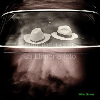 Sombreros F00330 · Autor: Wifred Llimona · Fotografías artísticas detalles · La Llimona foto