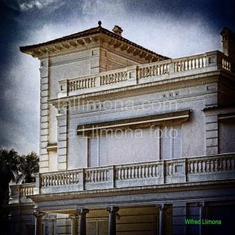 Casa F00370 Wifred Llimona · Fotografías artísticas paisajes urbanos · La Llimona foto