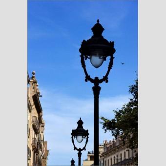 Farolas F00579 · Autor: Wifred Llimona · Fotografías artísticas paisajes urbanos · La Llimona foto