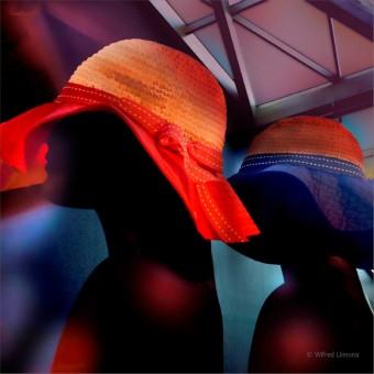 Maniquíes con sombrero F00478 Wifred Llimona · Fotos artísticas detalles