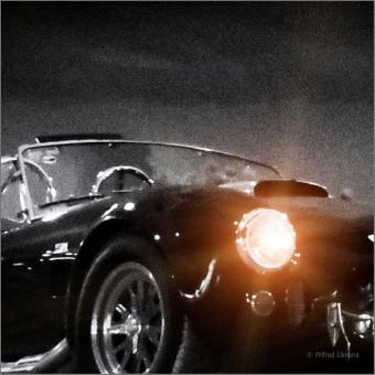 Fotografías artísticas de vehículos.  Coche época F00449. Autor: Wifred Llimona