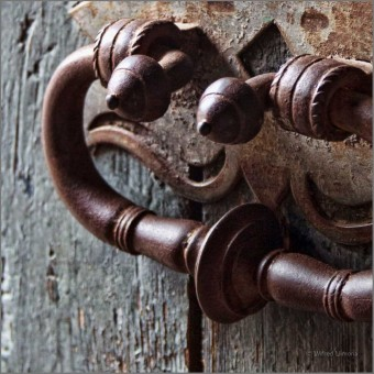 Picaporte F00440-2 · Autor: Wifred Llimona · Fotografías artísticas cerraduras y picaportes · La Llimona foto