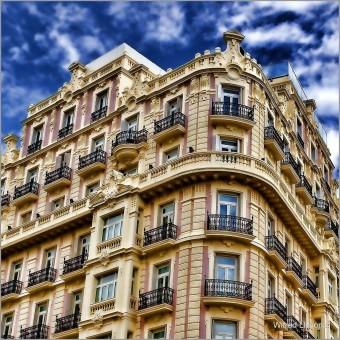 Fachadas F00686-2 Wifred Llimona · Fotos artísticas paisajes urbanos