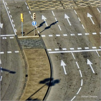 Silencio urbano F00695-2 Wifred Llimona · Fotos artísticas paisajes urbanos