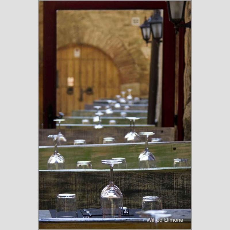 Copas y vasos F00407 Wifred Llimona · Fotos artísticas espacios