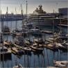 Puerto de Barcelona F00708-2 Wifred Llimona · Fotos artísticas paisajes urbanos