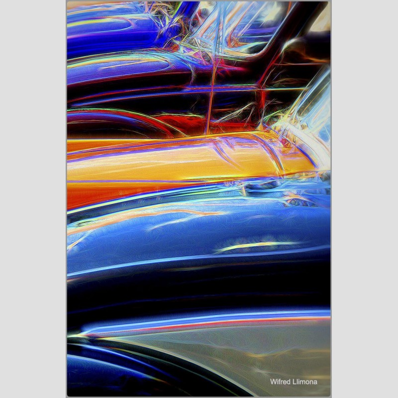 Capós de coches F00724 Wifred Llimona · Fotos artísticas vehículos