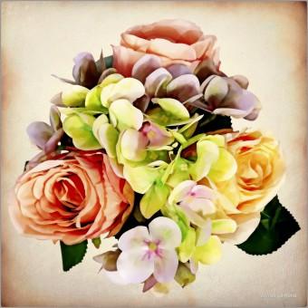 Ramo de flores F00740 · Autor: Wifred Llimona · Fotografías artísticas flora · La Llimona foto