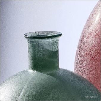 Jarrones cristal F00771-2 · Autor: Wifred Llimona · Fotografías artísticas detalles · La Llimona foto