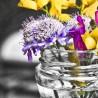 Jarron cristal flores F00163 Wifred Llimona · Fotos artísticas flora