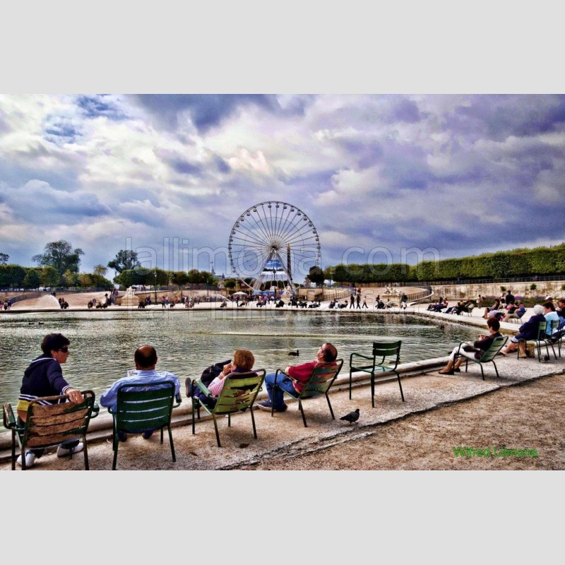 Relajacion F00179-2 · Autor: Wifred Llimona · Fotografías artísticas paisajes urbanos · La Llimona foto