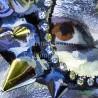 Ojos pintados F00239-2 Wifred Llimona · Fotos artísticas estilo de vida