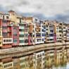 Reflejos Girona F00013 · Autor: Wifred Llimona · Fotografías artísticas paisajes urbanos · La Llimona foto