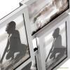 Portafotos multi ventanas. Portafotos multiple isemia plata 10x15 6 fotos · Portafotos multi ventanas 2