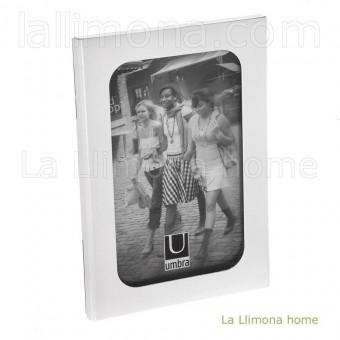 Portafotos Pisa blanco 10x15 · Marcos portafotos · La Llimona home
