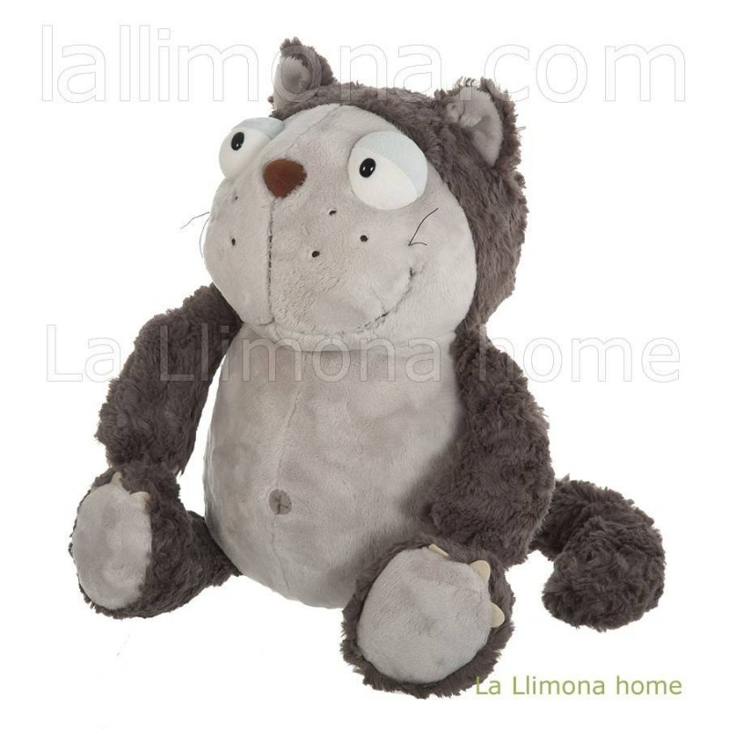 Nici gato Lazy peluche 45 · Peluches y complementos