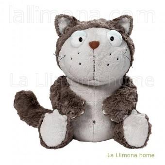 Nici gato Lazy peluche 45 · Nici peluches y complementos 3 · La Llimona home