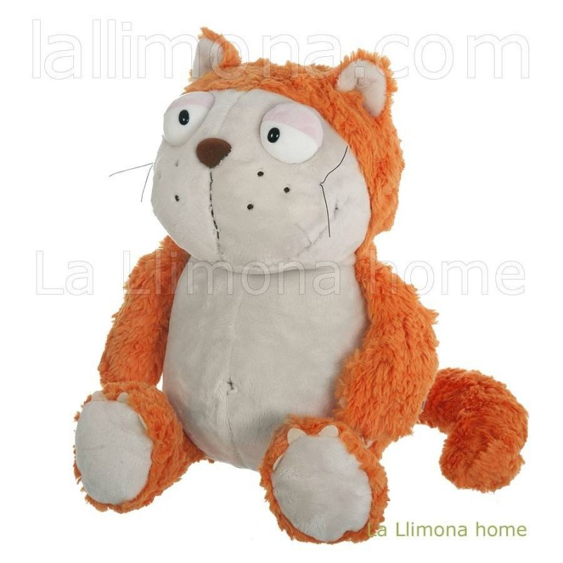 Nici gato Hungry peluche 45 · Peluches y complementos