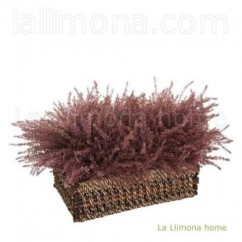 Planta bush artificial burdeos · Plantas artificiales 4 · La Llimona home