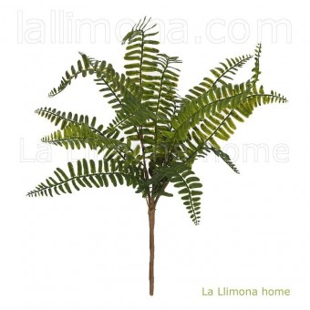 Planta fern artificial bundle · Plantas artificiales · La Llimona home