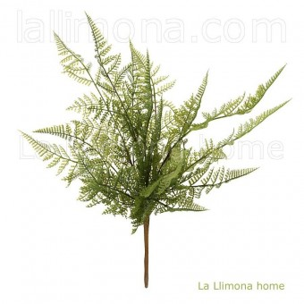 Planta boston fern artificial bush · Plantas artificiales · La Llimona home