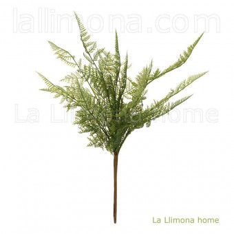 Planta boston fern artificial bush · Plantas artificiales 3
