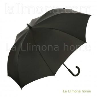 Paraguas MP hombre largo automático marrón · Paraguas hombre