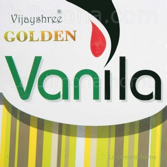 Incienso golden vanila caja sticks
