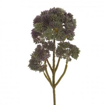 Rama crasa sedum artificial verde oliva · Crasas y cactus artificiales · La Llimona home