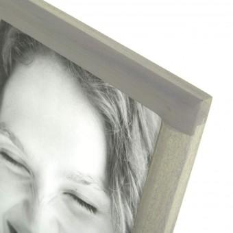 Portafotos terra madera 13x18 gris · Marcos portafotos 3 · La Llimona home