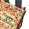 Natural Life. Natural Life bolsa compras mini 'Happy birthday' reutilizable 2