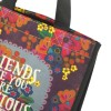 Natural Life. Natural Life bolsa compras mediana 'Friends like you' reutilizable 2