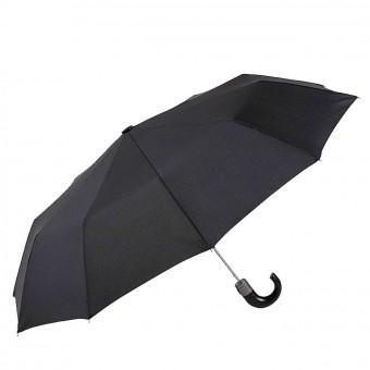 Paraguas Ezpeleta hombre plegable automático negro · Paraguas hombre