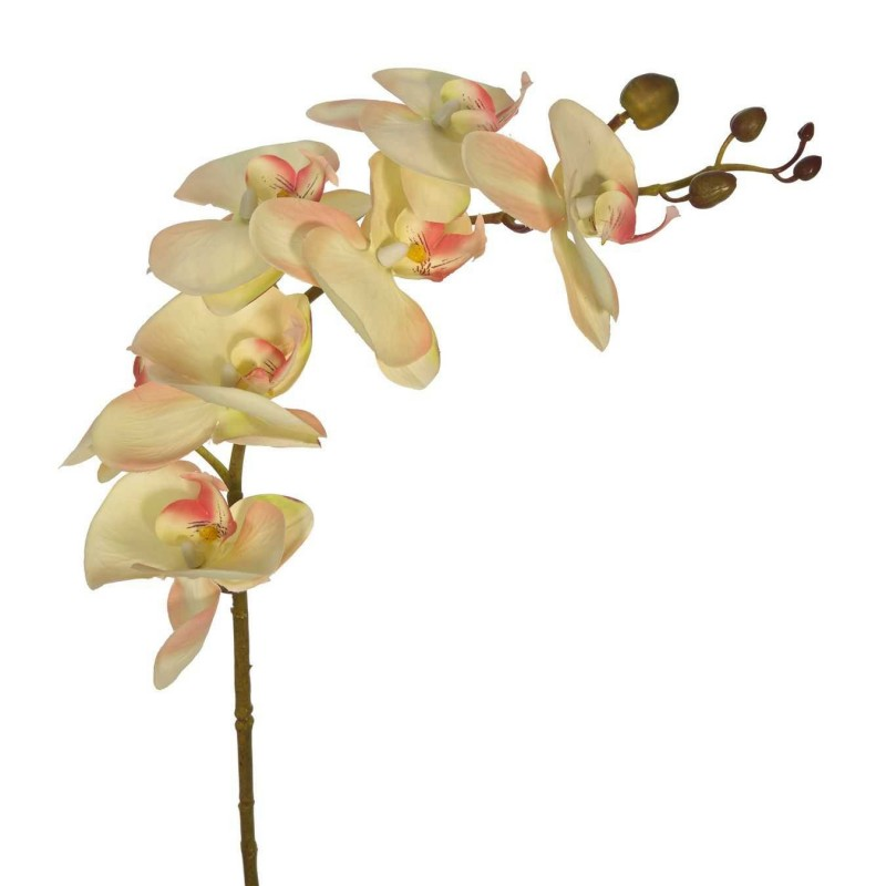 Rama orquidea artificial bicolor 87 · Flores artificiales