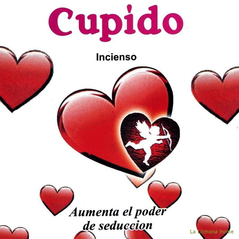 Incienso sac cupido caja sticks