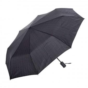 Paraguas Ezpeleta hombre plegable automático cuadros beige · Paraguas hombre