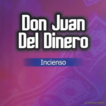 Incienso sac Don Juan del dinero caja sticks