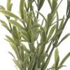 Plantas artificiales. Rama artificial lavanda con hojas · Plantas artificiales 3