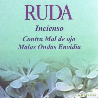 Incienso sac ruda caja sticks · Inciensos, ambientadores y soportes