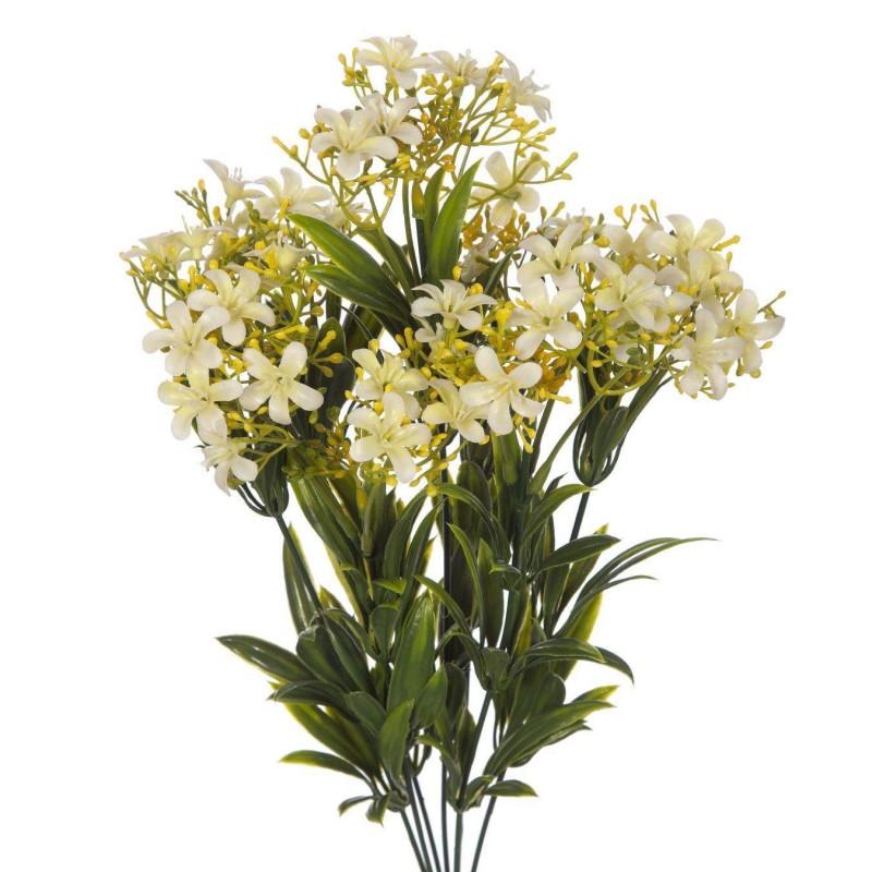 Rama artificial flores myosothis amarilla · Plantas artificiales · La Llimona home