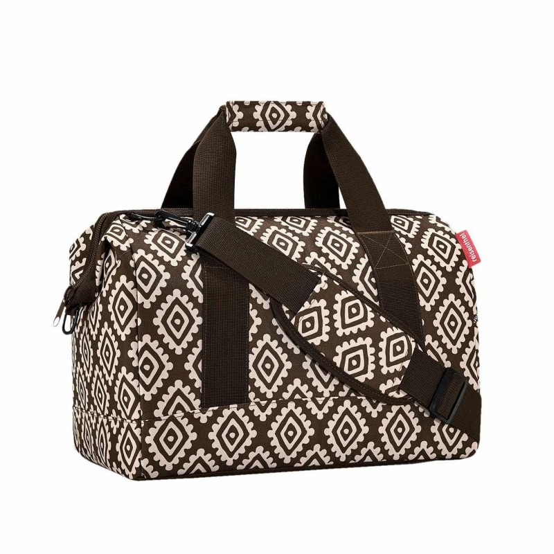 Reisenthel bolsa multiusos allrounder diamonds chocolate M · Reisenthel · Bolsas y neceseres